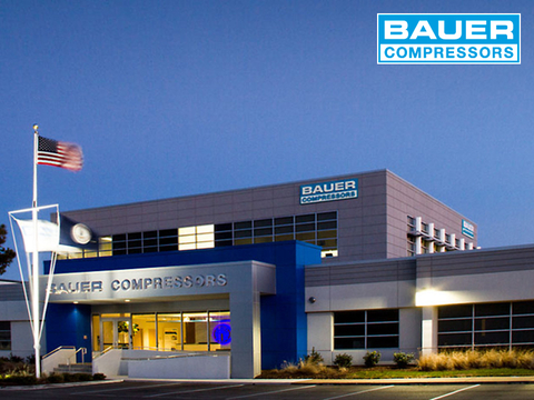 BAUER Training Facility in the United States