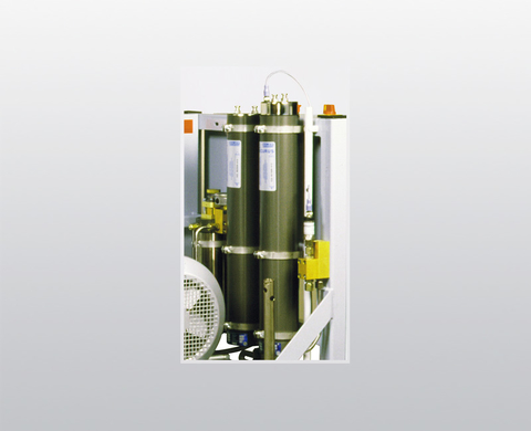 Filter system P 41 DUO