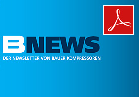 B-NEWS – The BAUER KOMPRESSOREN Newsletter: Issue 2/14